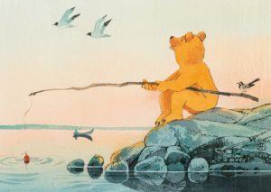 Hannu Taina: Uppo-Nalle.