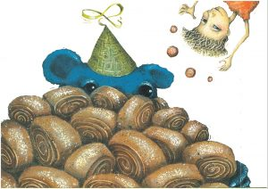 Illustration by Sari Airola.