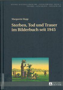 Sterben, Tod und Trauer um Bilderbuch set 1945 -kirjan kansi.