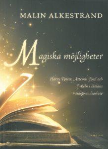 Magiska möjligheter -kirjan kansi.