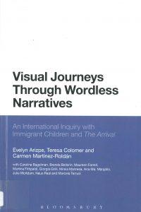 Visual Journeys Through Wordless Narratives -kirjan kansi.