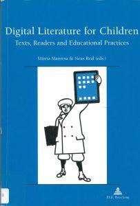 Digital Literature for Children -kirjan kansi.