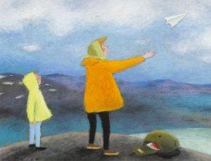 Illustration by Kristiina Louhi.
