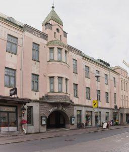Lastenkirjainstituutti Tampereen Puutarhakadulla.