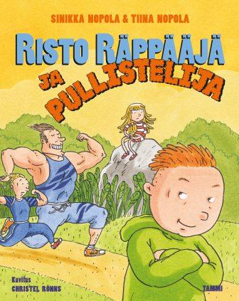 Risto Räppääjä Ja Pullistelija Näyttelijät