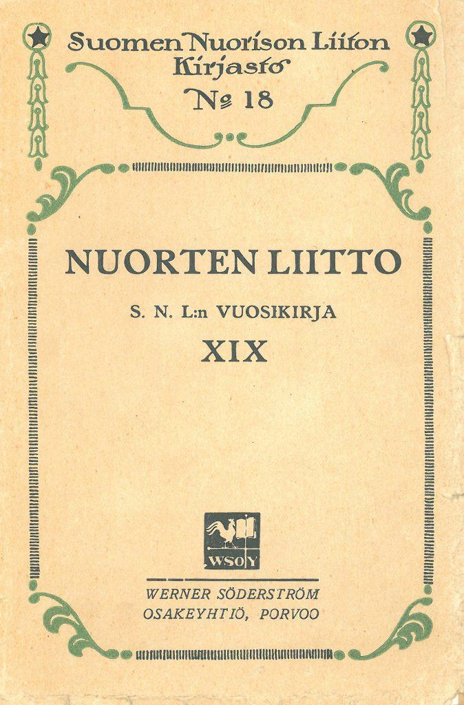 Kansi 1926.