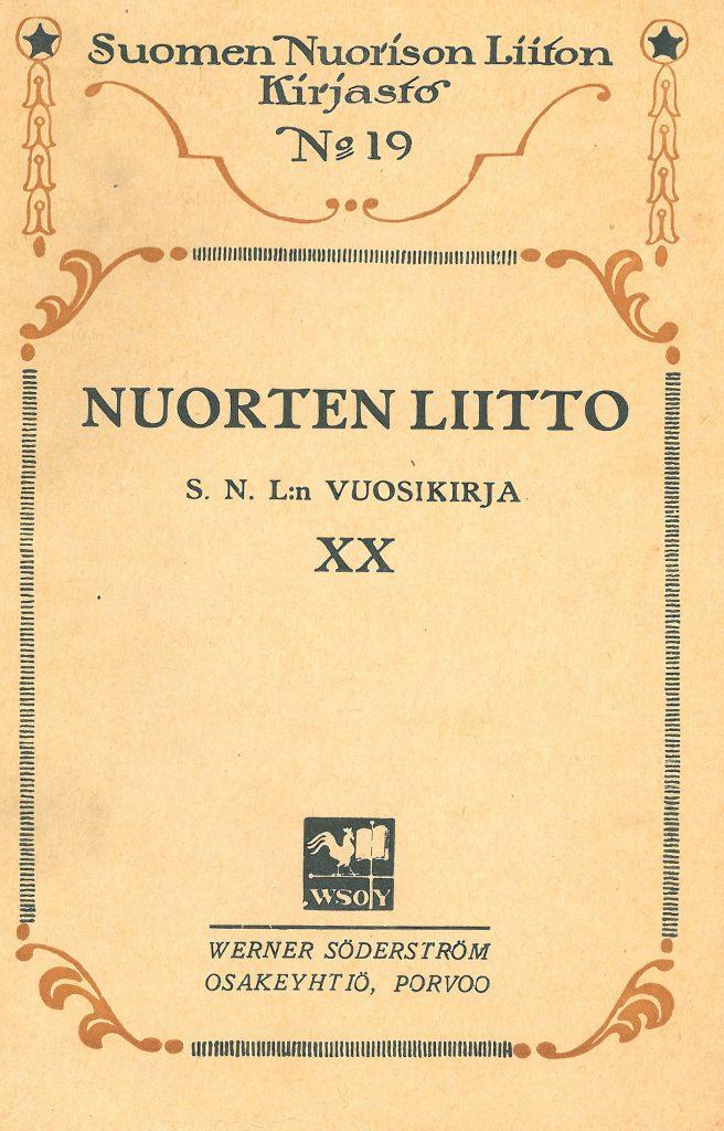 Kansi 1927.