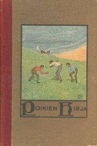 Kansikuva 1911.