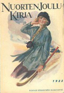 Nuorten joulukirja 1925.