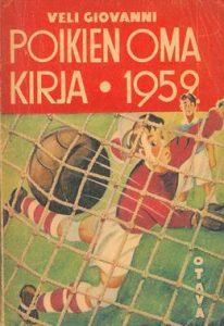 Veli Giovanni: Poikien oma vuosikirja 1959.