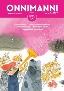 Onnimanni-lehden 3/2017 kansi.