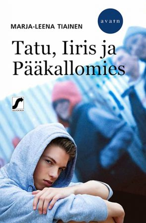 Tatu Iiris ja pääkallomies_kansi