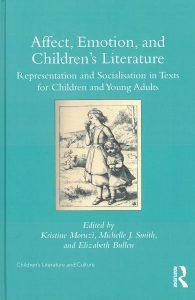 Affect, Emotion and Children's Literature -kirjan kansi.