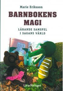 Barnbokens magi -kirjan kansi.