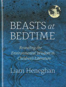Beasts at Bedtime -kirjan kansi.