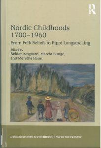 Nordic Childhoods 1700-1960 -kirjan kansi.