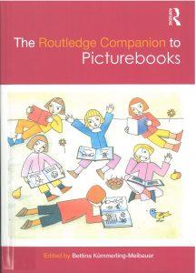 The Routledge Companion to Picturebooks -kirjan kansi.