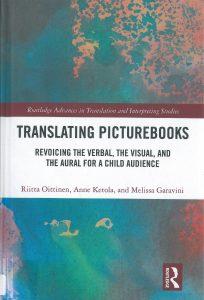 Translating Picturebooks -kirjan kansi.