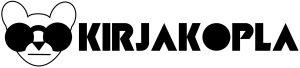 Kirjakoplan logo.