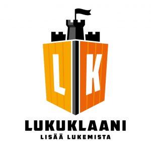 Lukuklaani-hankkeen logo.