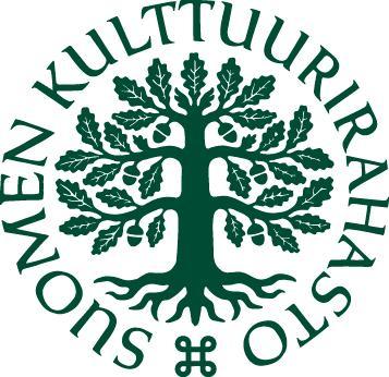 Suomen Kulttuurirahaston logo.