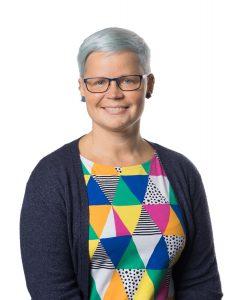 Anna Tiitinen.
