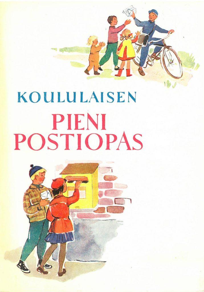 Teoksen kansikuva: Koululaisen pieni postiopas