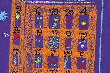Joulukalenteri.