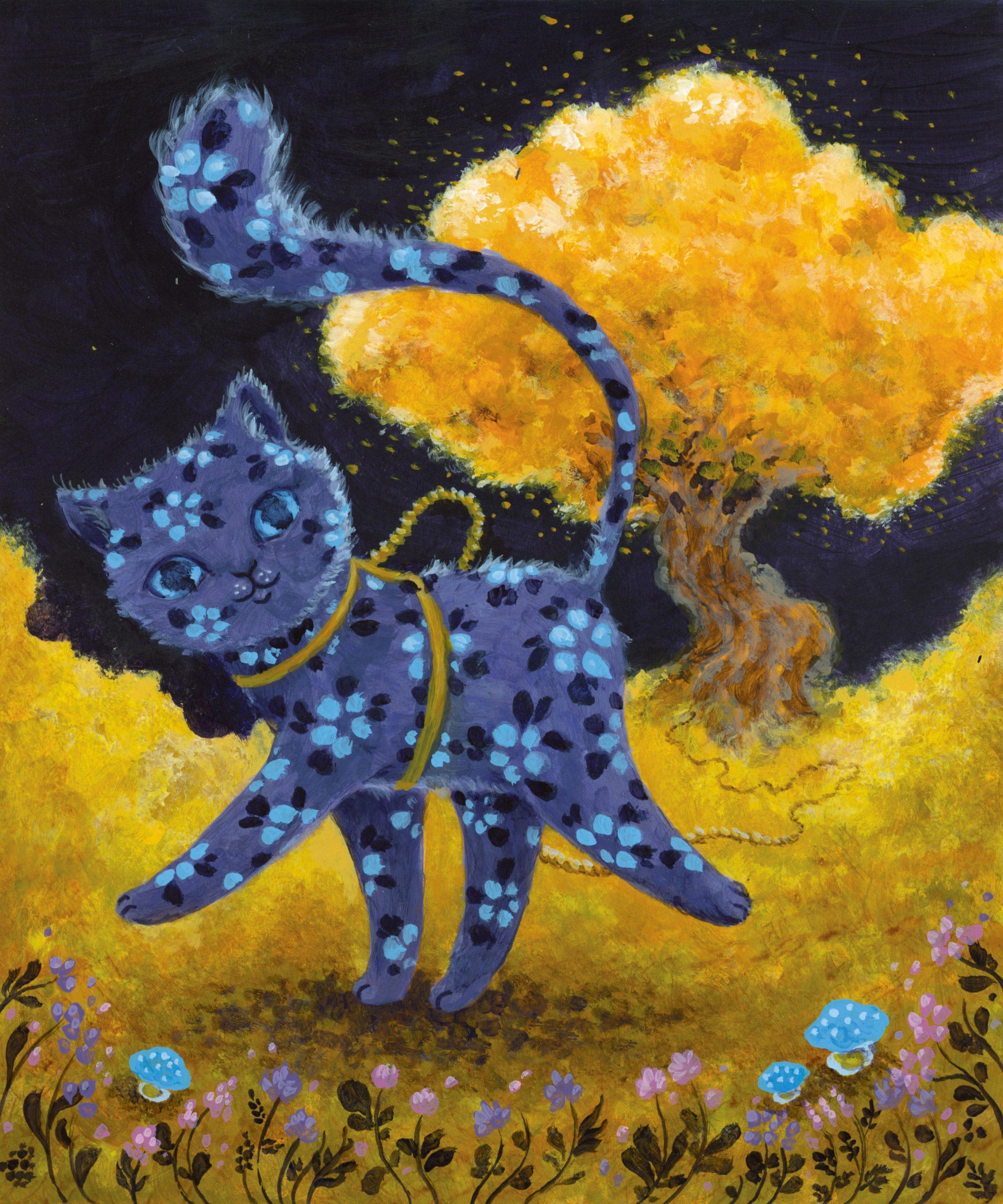 Julia Savtchenko: Minä, kissa.