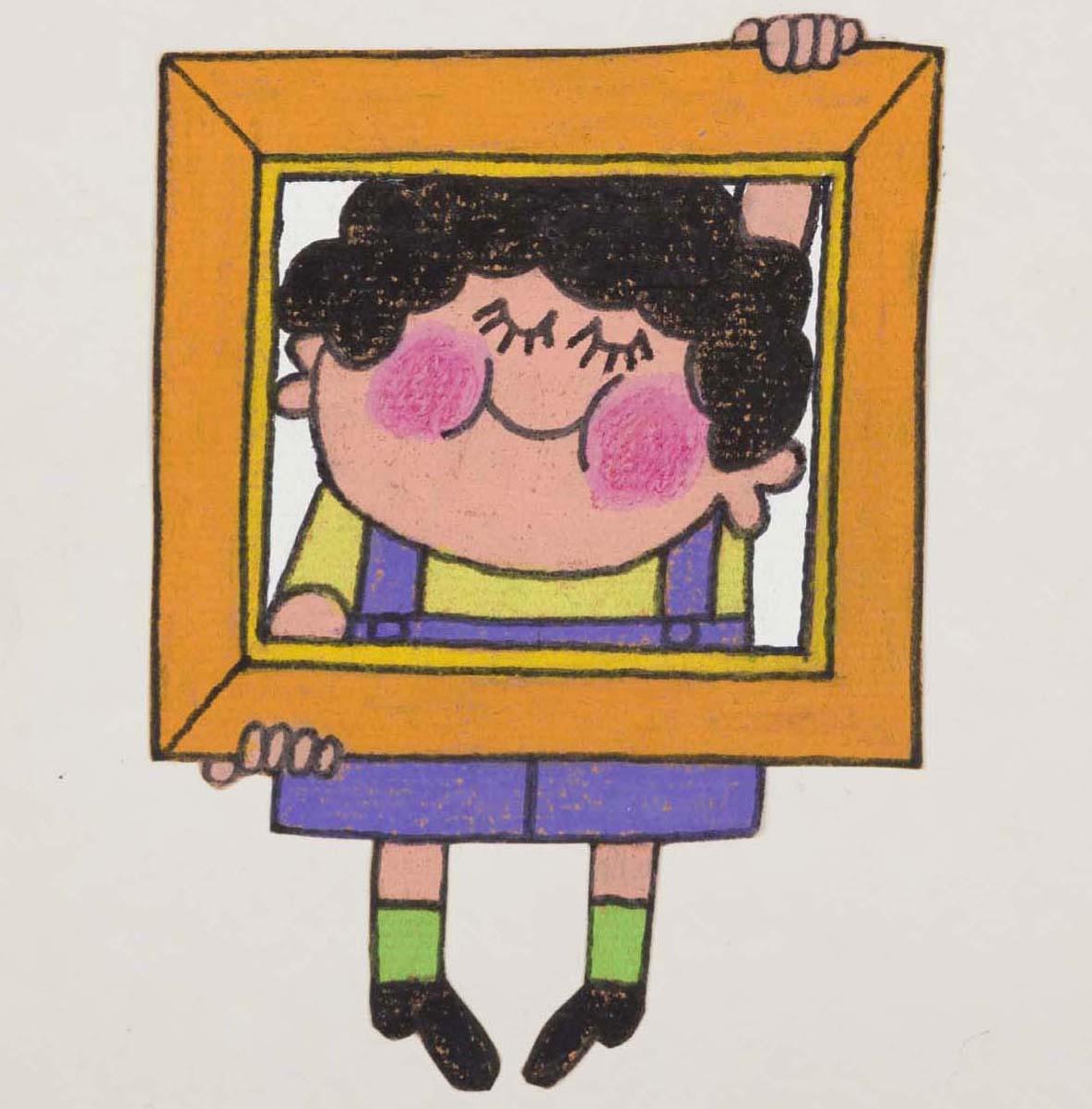 JCamilla Mickwitzin kuvitusta kirjaan Jason.